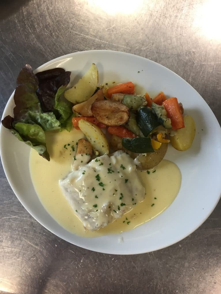 poisson beurre blanc fait maison